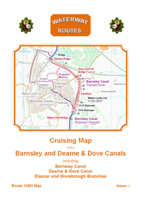 Barnsley and Dearne & Dove maps front cover