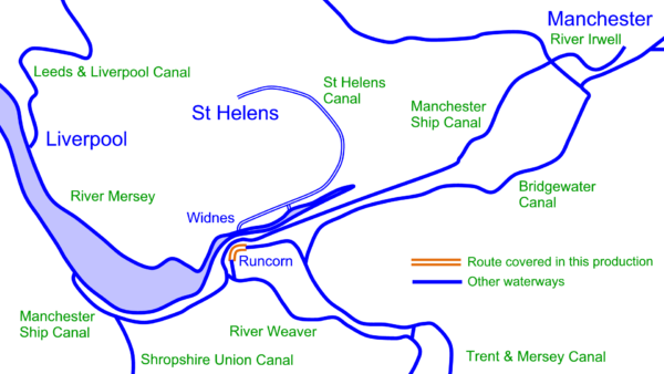 Runcorn & Weston Canal