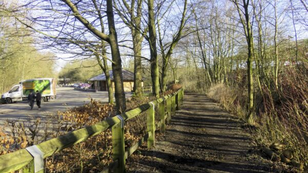Daisy Nook Country Park Visitor Centre
