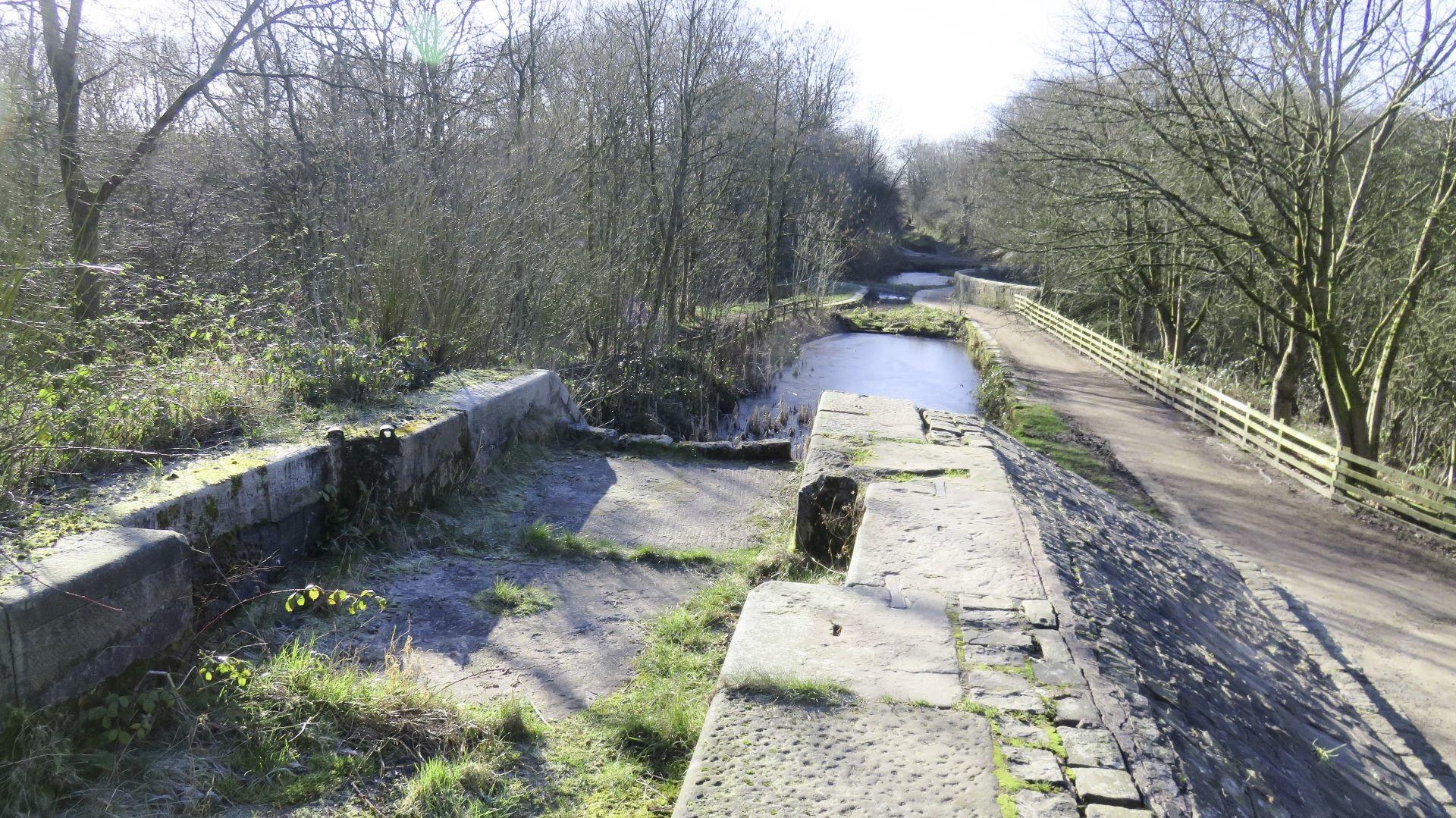 Waterhouses Lock 19