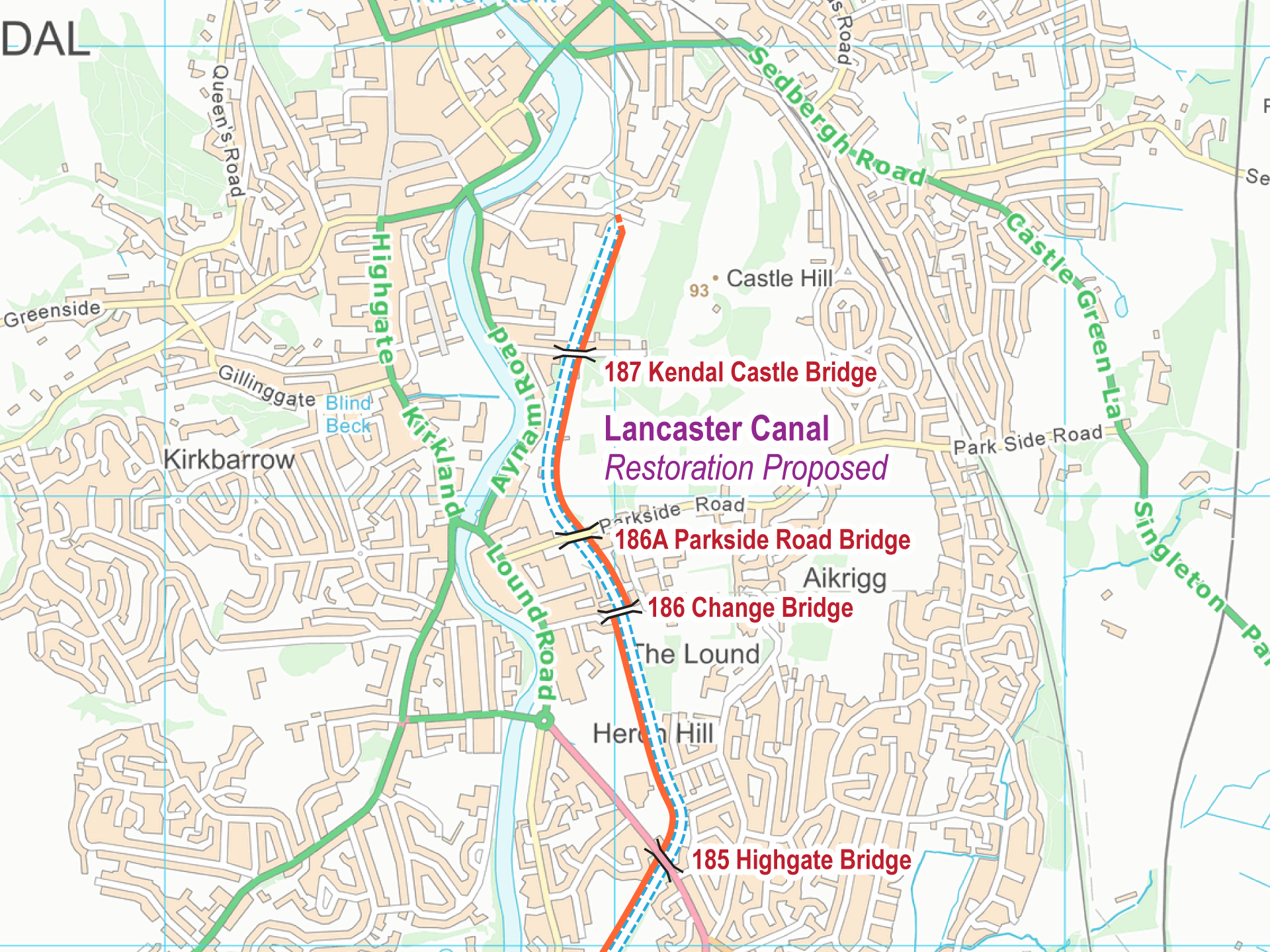 Map Of Lancaster County Sc, Extract From My Free Lancaster Crestoration Section Maps, Map Of Lancaster County Sc